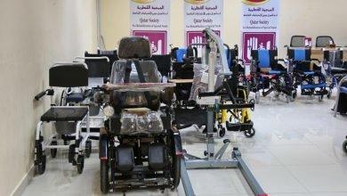 Photo of دولفين للطاقة تدعم الجمعية القطرية لتأهيل ذوي الاحتياجات الخاصة